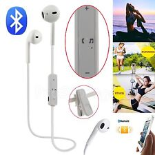 Sport Wireless Bluetooth 4.0 Handsfree Headset Headphone Earphone For iPhone AU