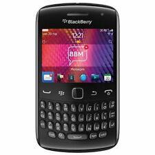 BlackBerry Curve 9360 - Black (Unlocked) Smartphone Mobile Phone with Warranty