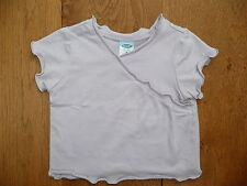 NEW DESIGNER LILAC PURPLE OLD NAVY BABY T-SHIRT TOP 6-12M
