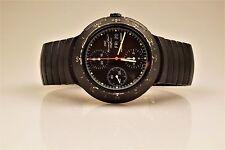 IWC Porsche Design Chronograph 3701 Black