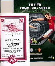FA COMMUNITY SHIELD 2016 Man Utd v Leicester with GIFT!