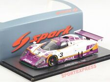 NEW 1/43 Spark S4718 Jaguar XJR-9, 24hrs LeMans 1988, #3