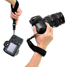 Camera Hand Grip For Canon EOS Nikon Sony Olympus SLR/DSLR Cloth Wrist Strap SEA