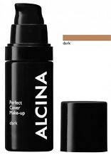 Alcina Perfect Cover Make-up dark - 30ml