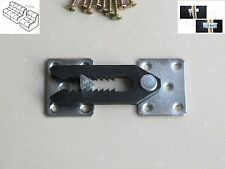 "Sectional Sofa Couch Connector Snap Style ""Alligator Style"" With 10 Pcs Screws"