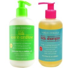 Mixed Chicks Frizz Cnotrol Kids Leave-In-Conditioner & Shampoo Each Bottle 237ml