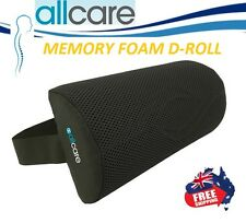 AllCare D Roll Lumbar Back Support Car Cushion ~ Posture Corrector