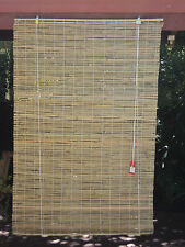 Bamboo Blind - 2400 × 2400. Ready Made Standard Range - Exterior Use