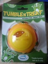 NEW SMALL  ANIMAL TUMBLE N TREAT INTERACTIVE TOY
