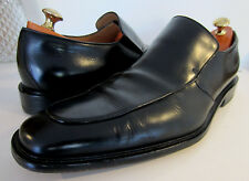 Gucci Black leather Loafers shoes UK 10.5  EU 44.5 US 11.5