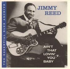 Jimmy Reed(CD Album)Ain't That Lovin' You Baby-New