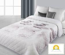 Mehrfarbige Bettdecke Bettüberwurf Tagesdecke Steppdecke Steine 170x210 (+/-3)