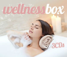 CD Wellness Box von Various Artists 3CDs
