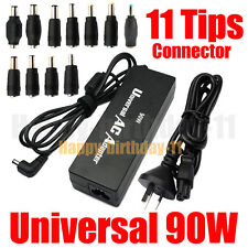 UNIVERSAL AC ADAPTER POWER SUPPLY CHARGER FOR HP PAVILION COMPAQ LAPTOP