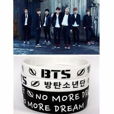 Bangtan Boys Bracelet Silicone Wristband KPOP BTS In Bloom Chain Random Ship 1pc