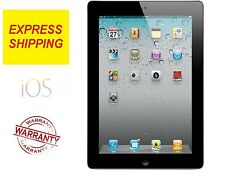 Apple iPad 3rd Generation 32GB, Wi-Fi + 4G, 9.7in - Black Tablet Express Ship