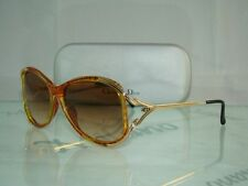 CLEARANCE...CHRISTIAN DIOR 2669 31 RED & GOLD VINTAGE Sunglasses SIZE 59