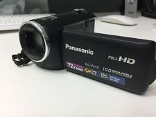 Panasonic HC-V210 Full HD Video Camera / Camcorder