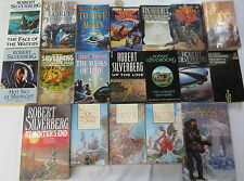 ROBERT SILVERBERG - 19 OF HIS BESTSELLERS- MAJIPOOR CHRONICLES,THE MASKS OF TIME