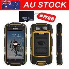 """32GB 4"""" Android Discovery V8 2G/3G Smartphone Rugged Waterproof Mobile Phone"""