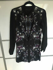 Diesel Black Gold shirt dress XS