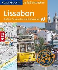 POLYGLOTT Reiseführer Lissabon zu Fuß entdecken (2016)