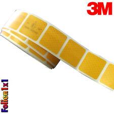 3,99€/m 2 x 5mx51mm 3M Scotchlite Konturmarkierung Reflexfolie Plane ECE104 gelb