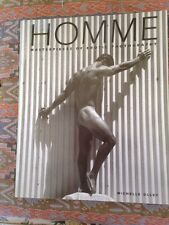 Homme: Masterpieces of Erotic Photography by Michelle Olley (Hardback, 1999)