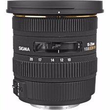 SIGMA 10-20mm F3.5 EX DC HSM LENS FOR SONY A-MOUNT DIGITAL SLR & BONUS 16GB SD