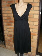 W-LANE Mesh Plait trim Size 12 Black DRESS NEW rrp $89.99 Easy Care FULLY LINED