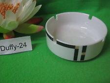 % Aschenbecher 10 cm Cupola Nera von Rosenthal  %