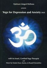 Yoga for Depression and & Anxiety New DVD Region 4
