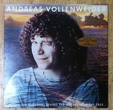 ANDREAS VOLLENWEIDER Behind The Gardens - Behind The Wall - Under the Tree...LP