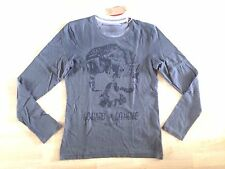 ESPRIT Shirt TShirt Pullover Verwaschung Neu Gr.L langarm