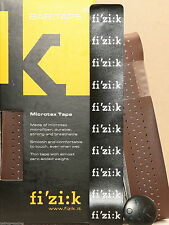 Fizik Vintage Brown Classic Smooth Vented Handle Bar Tape Free Tracked Aust Post