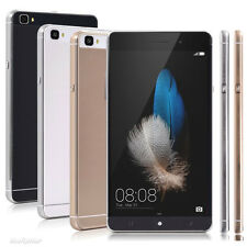 "6.0""Unlocked Quad Core Smartphone Android5.1 QHD IPS GSM 3G Cell Phone GPS AT&T"