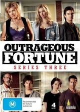 OUTRAGEOUS FORTUNE - SERIES 3, THE COMPLETE (4 DVD SET) BRAND NEW!!! SEALED!!!