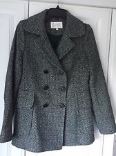 ladies wool and silk green coat /Jacket by Goat size10 - New without tags