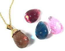 Joan Rivers Changeable Checkerboard Pendant Wardrobe Necklace NWT