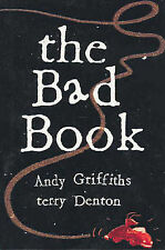 The Bad Book by Andy Griffiths, Terry Denton (Paperback, 2004)