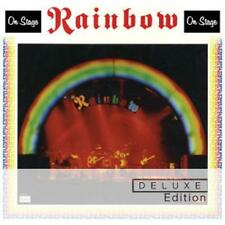 On Stage (Ltd.Deluxe Edition) von Rainbow (2012). doppel CD