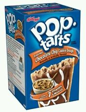 Pop Tarts Frosted Chocolate Chip Cookie Dough 400g