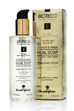 Anti-Aging Soapless Herbal Facial Cleanser with Vitamin E and Dead Sea Minerals