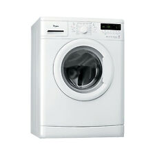 Whirlpool 6th Sense WWDC8440 Washing Machine, 8kg Wash Load, 1400 RPM Spin Speed