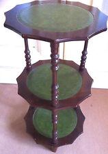 vintage  Etageren-Tischchen 3  Etagen  75 cm  hoch