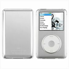 Crystal Clear Hard Case Skin Cover Shell For Apple iPod Classic 80GB 120GB 160GB