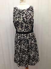 Womens Oasis Floral Dress - Size Uk10 - Great Condition