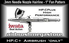 Iwata High Performance Airbrush HP.CP .3mm ( Airbrush Only )