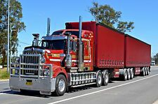 Kenworth T908 Photograph