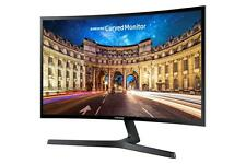 "Samsung Curved Monitor C27F396FH LED-Display 68,58 cm (27"") schwarz-glänzend"